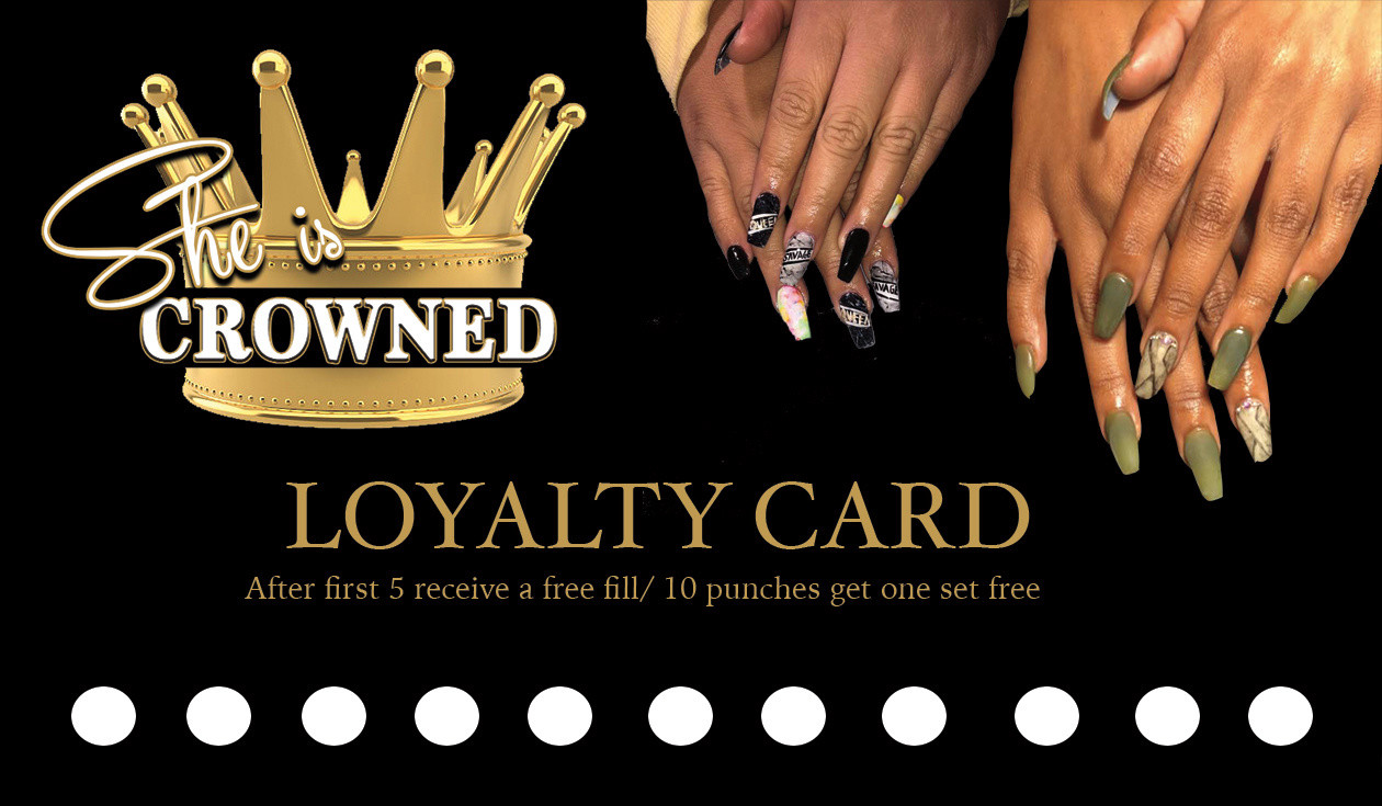 She is Crowned Loyalty Card.jpg