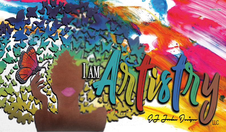 I am Artistry Business Card Front Final.