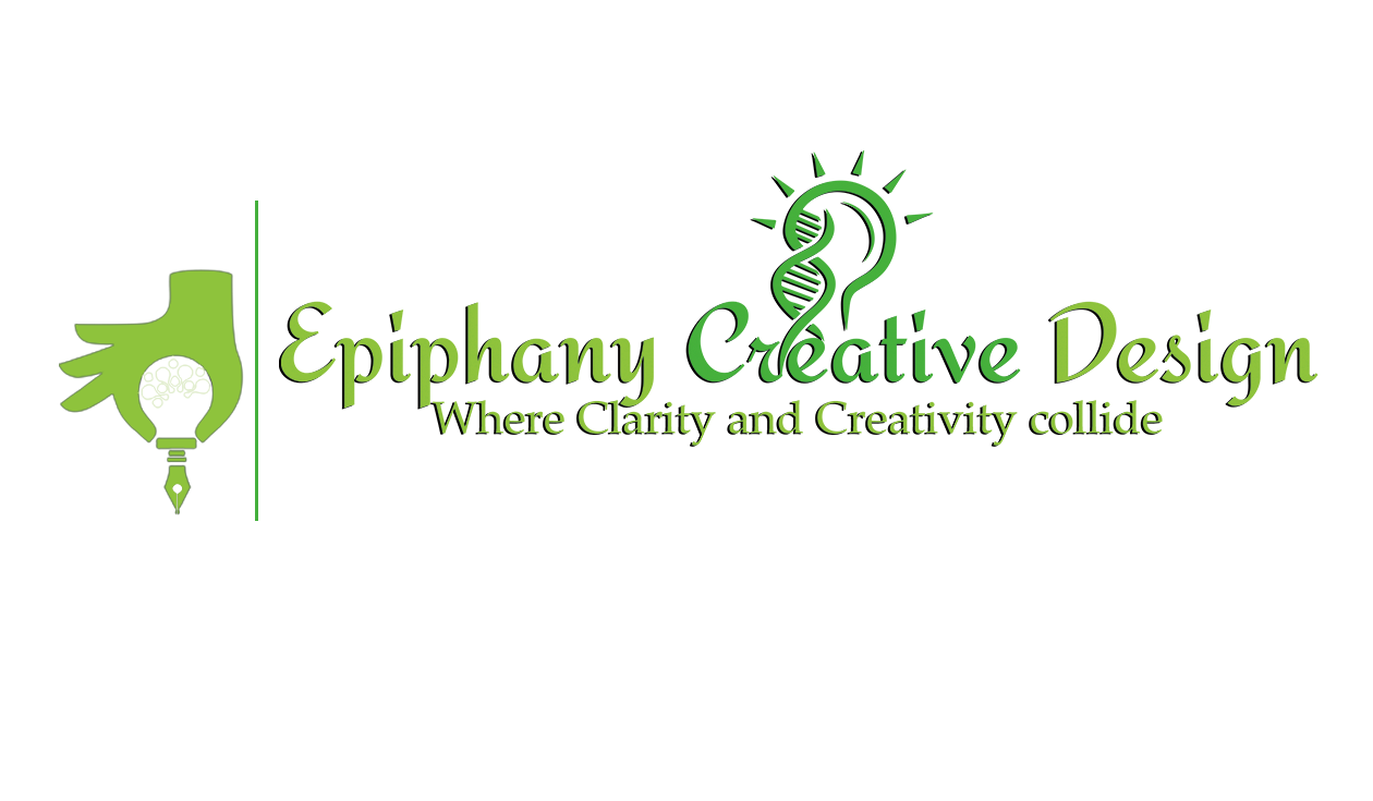 Epiphany Creative Design logo for black