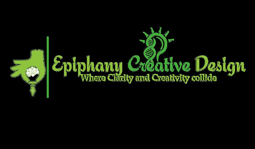 Epiphany Creative Design logo for black