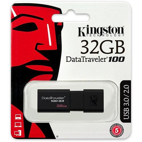 Kingston DataTraveler DT100G3 32GB