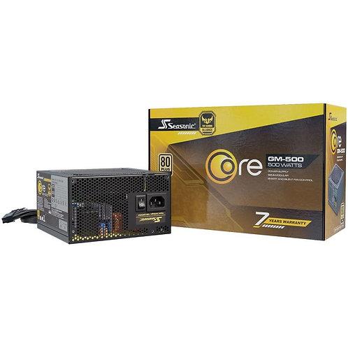 Seasonic Core-GM-500 500 Watt ATX Netzteil