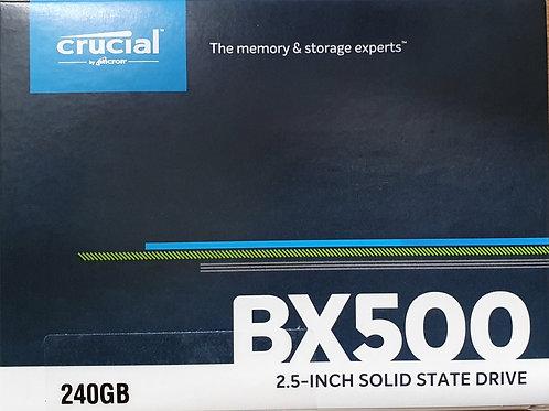 Crucial BX500 240GB SATA SSD