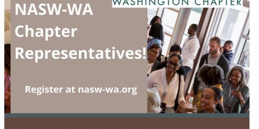 Meet Your NASW-WA Representatives!