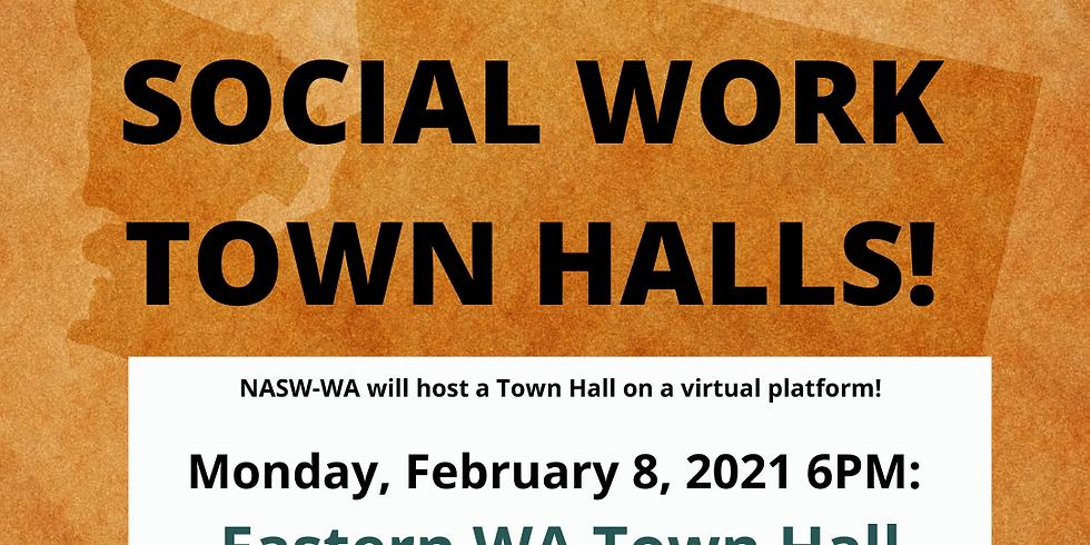 Social Work Town Hall: Eastern Washington 2.8.21