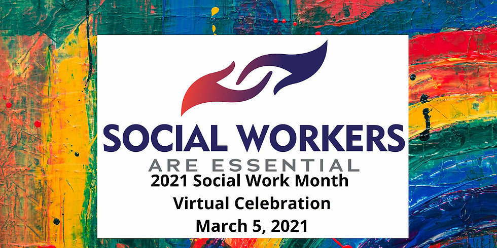 2021 Social Work Month Celebration