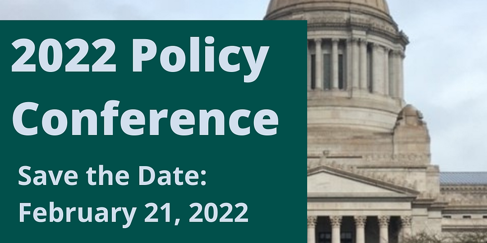 2022 NASW-WA Policy Conference