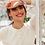 Thumbnail: 【Petitjean Paris】Bracelet en soie Rambuteau Aube