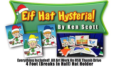Elf Hat Hystera