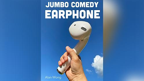 JUMBO Comedy EARPHONE
