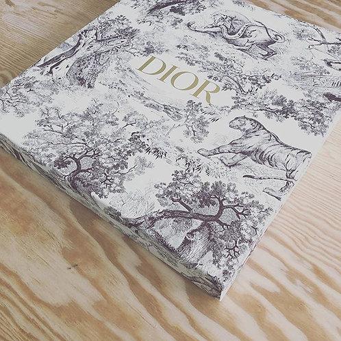 K様専用カート【DIOR】プリントスカート