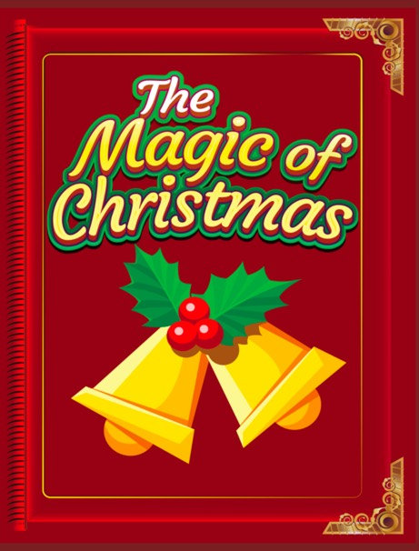 The Magic Christmas Tree (No Cutting pages required)