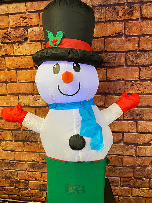 Snowman FROM a BOX!