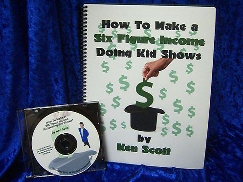 How to Make SIX figure income doing Kid shows!