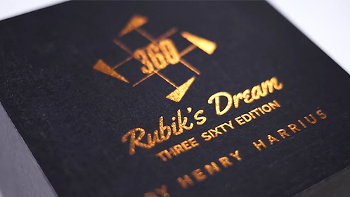 Rubik's Dream - Three Sixty Edition (Gimmick and Online Instructions) by Henry H