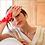 Thumbnail: 【Petitjean Paris】Bracelet en soie Luxembourg Nuit