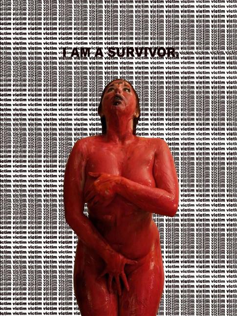 I AM A SURVIVOR.