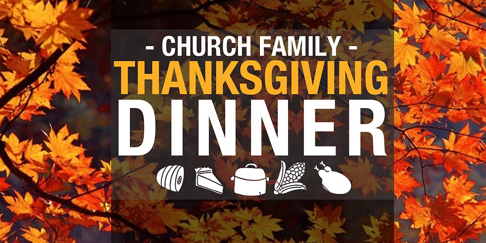 Thanksgiving Dinner and Service