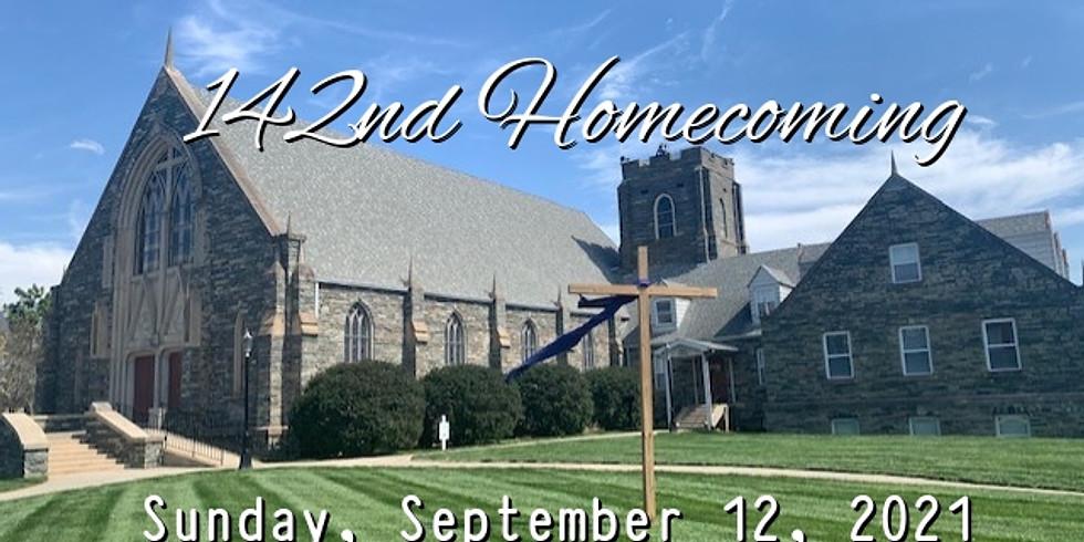 142nd Homecoming