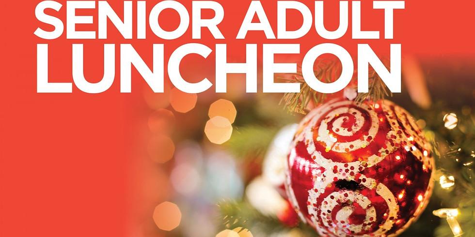Senior Adult Christmas Luncheon
