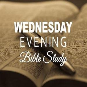 Wednesday Evening Bible Study