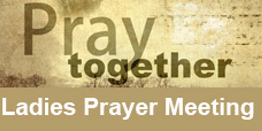 Ladies Prayer Meeting (2)