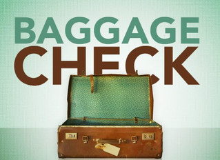 Letting Go of the Baggage