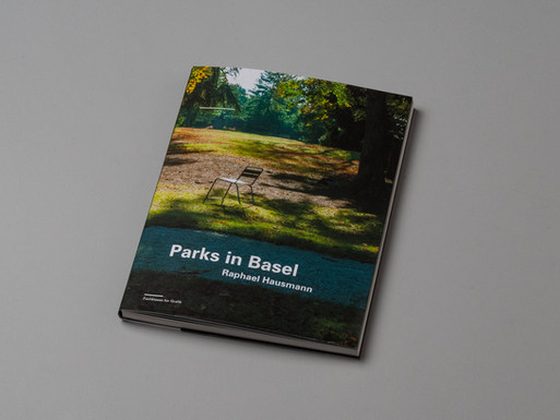 Buch - Parks in Basel
