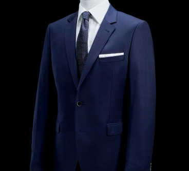 Navy Suits With St Clair Suits.