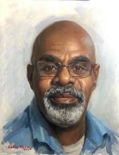Self-Portrait Eddie Filer