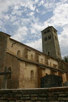 Eglise de Chapaize