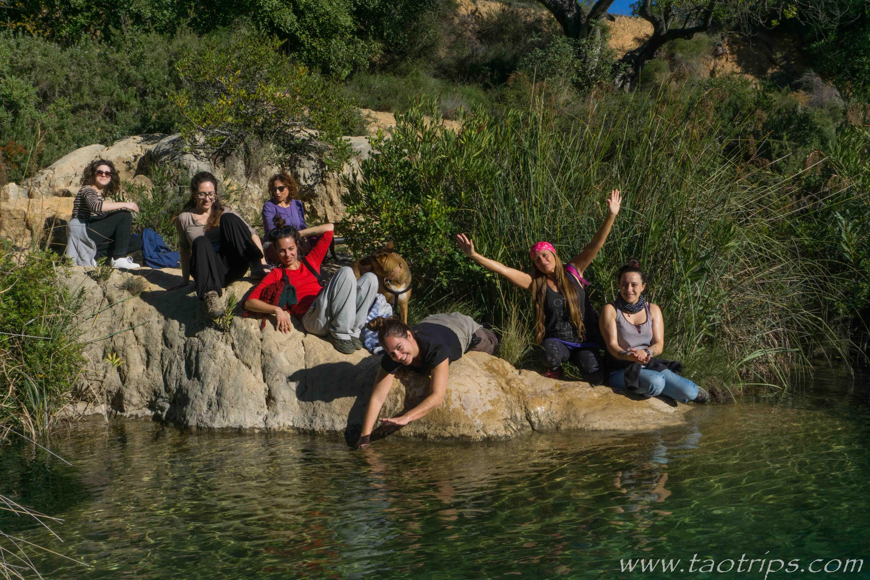 viajes de yoga valencia