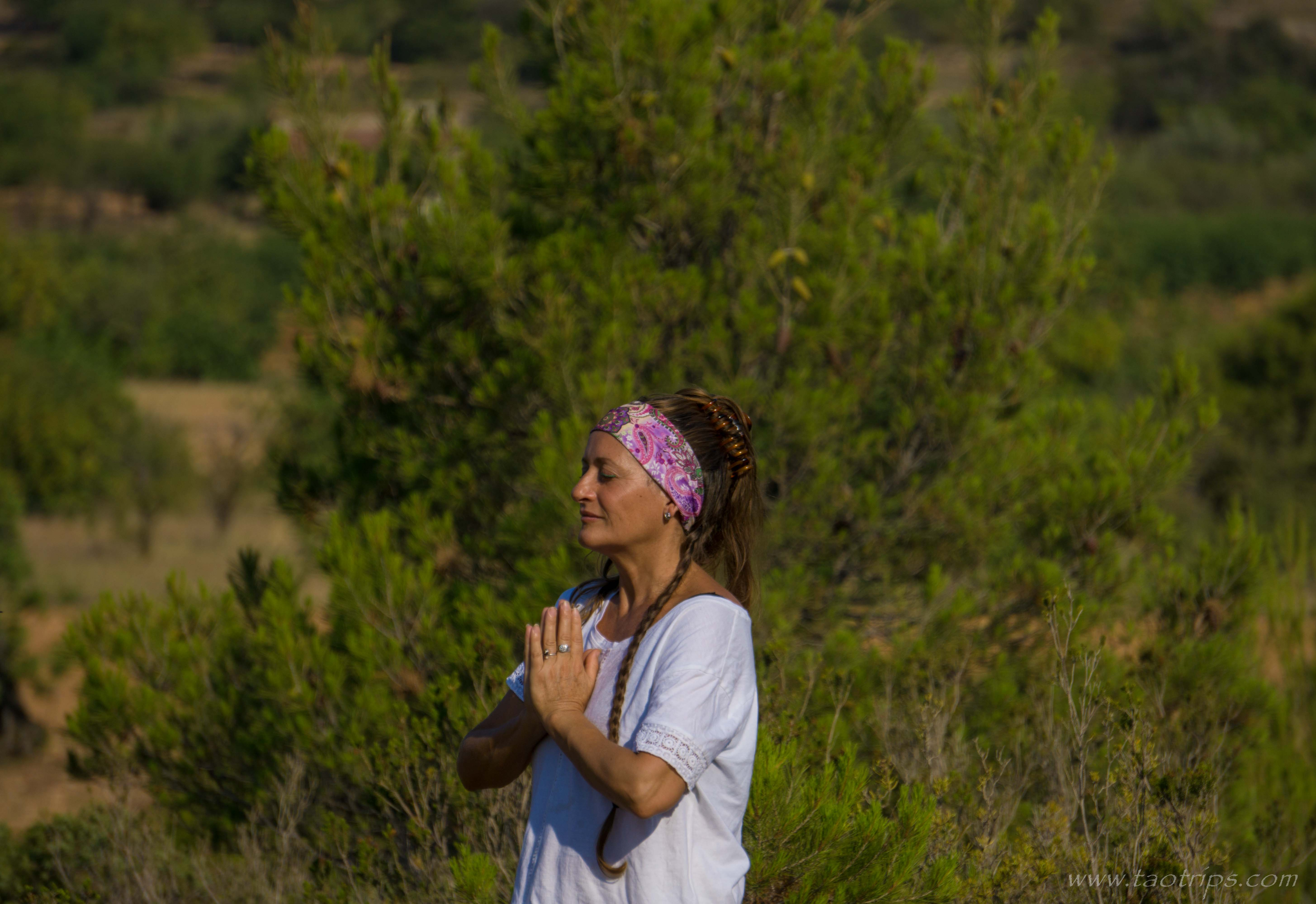 retiros yoga y senderismo