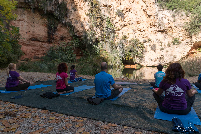 retiro yoga y senderismo 2019