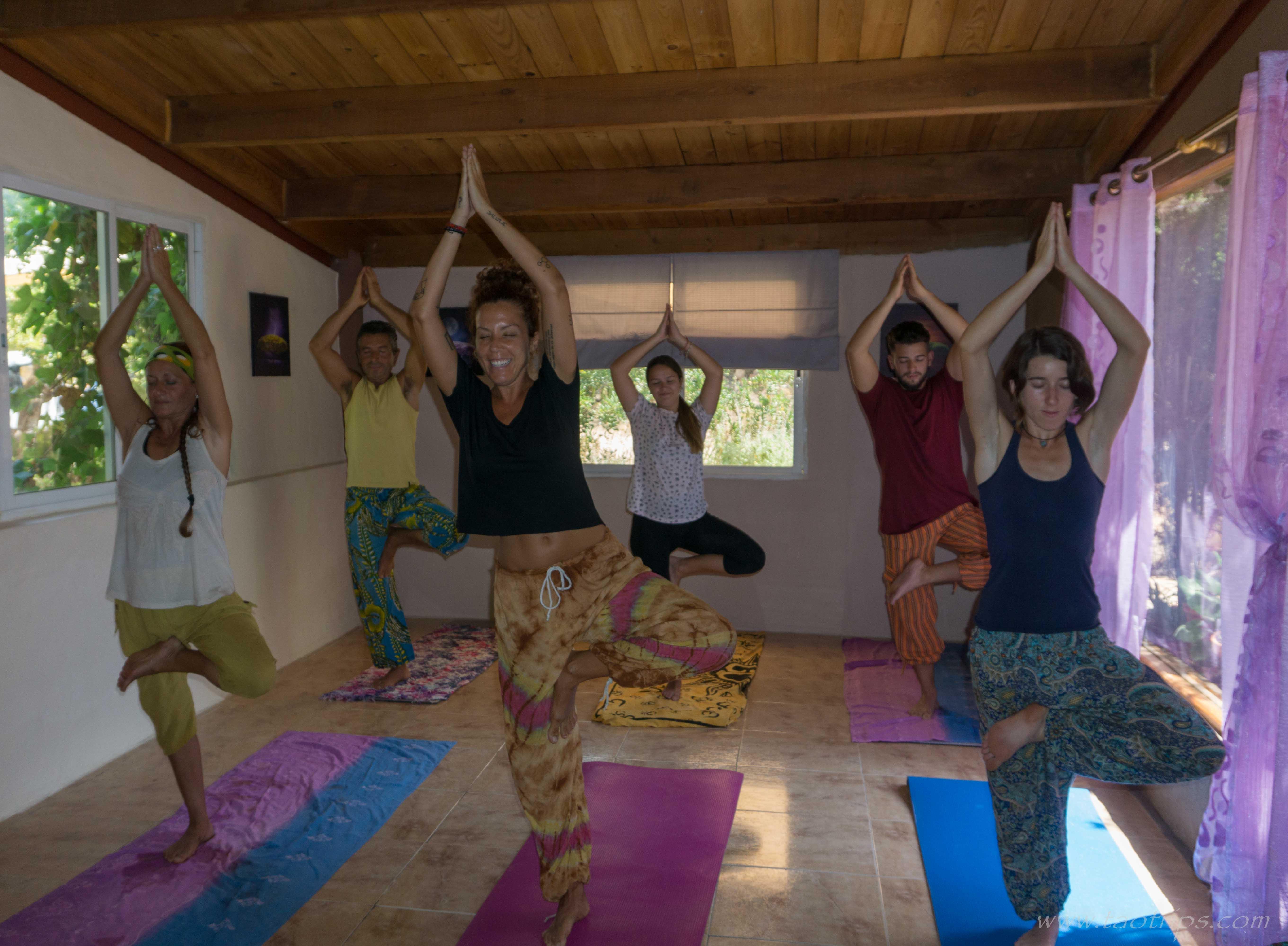 retiro de yoga valencia