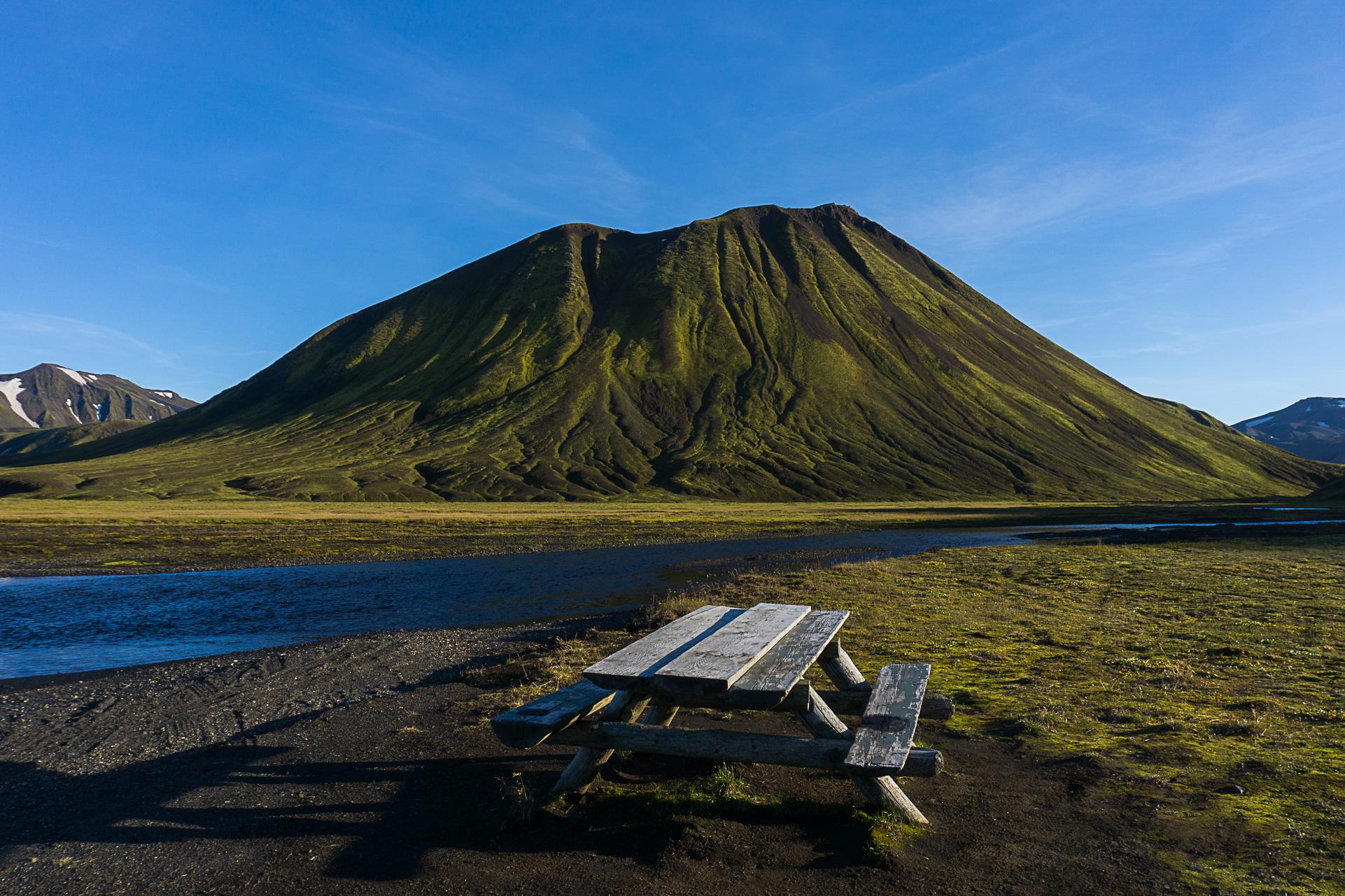 picnic especial islandia