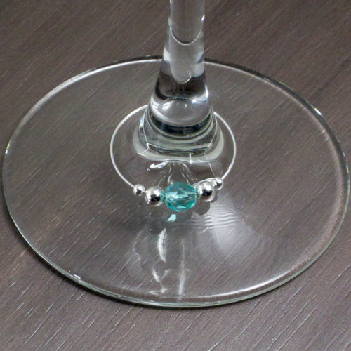 Wedding Wine Charms - Wedding Glass Markers | Spirit & Vine™ | Oregon