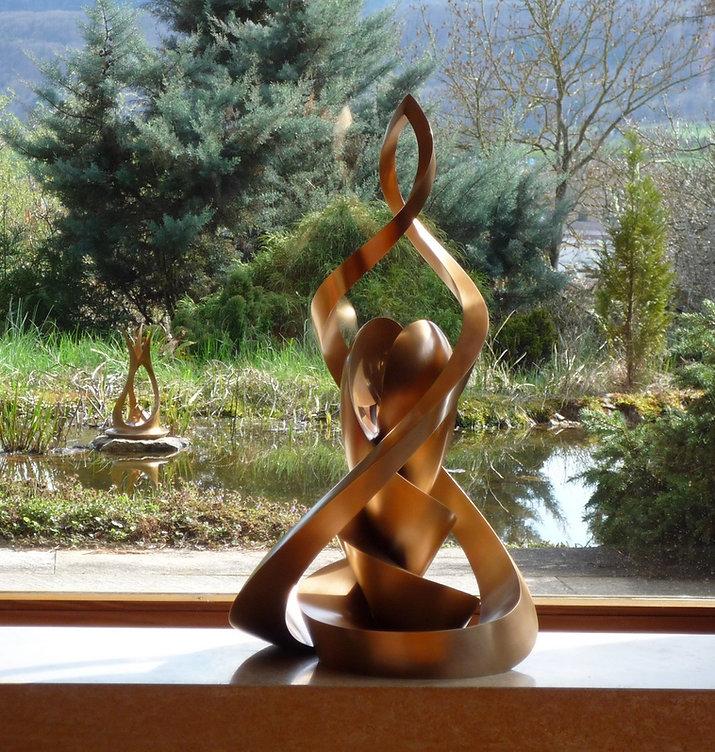 Klaus von Kreutziger Skulpturen