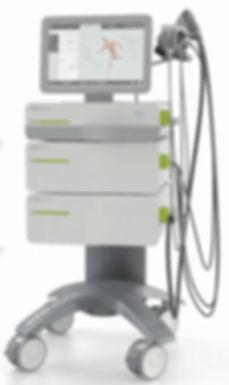 ondes de choc radiales focales échographie bruxelles