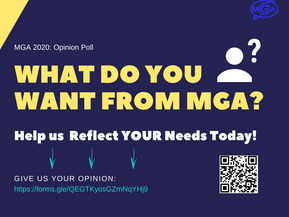 MGA2020 Opinion Poll Open