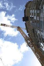 Crane From Below