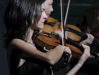 Listening Live Scottish Ensemble Workshops