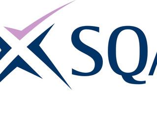 SQA Music Results