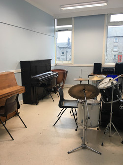 PRACTICE ROOM A