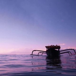 purple boat sunset - I, F.jpg