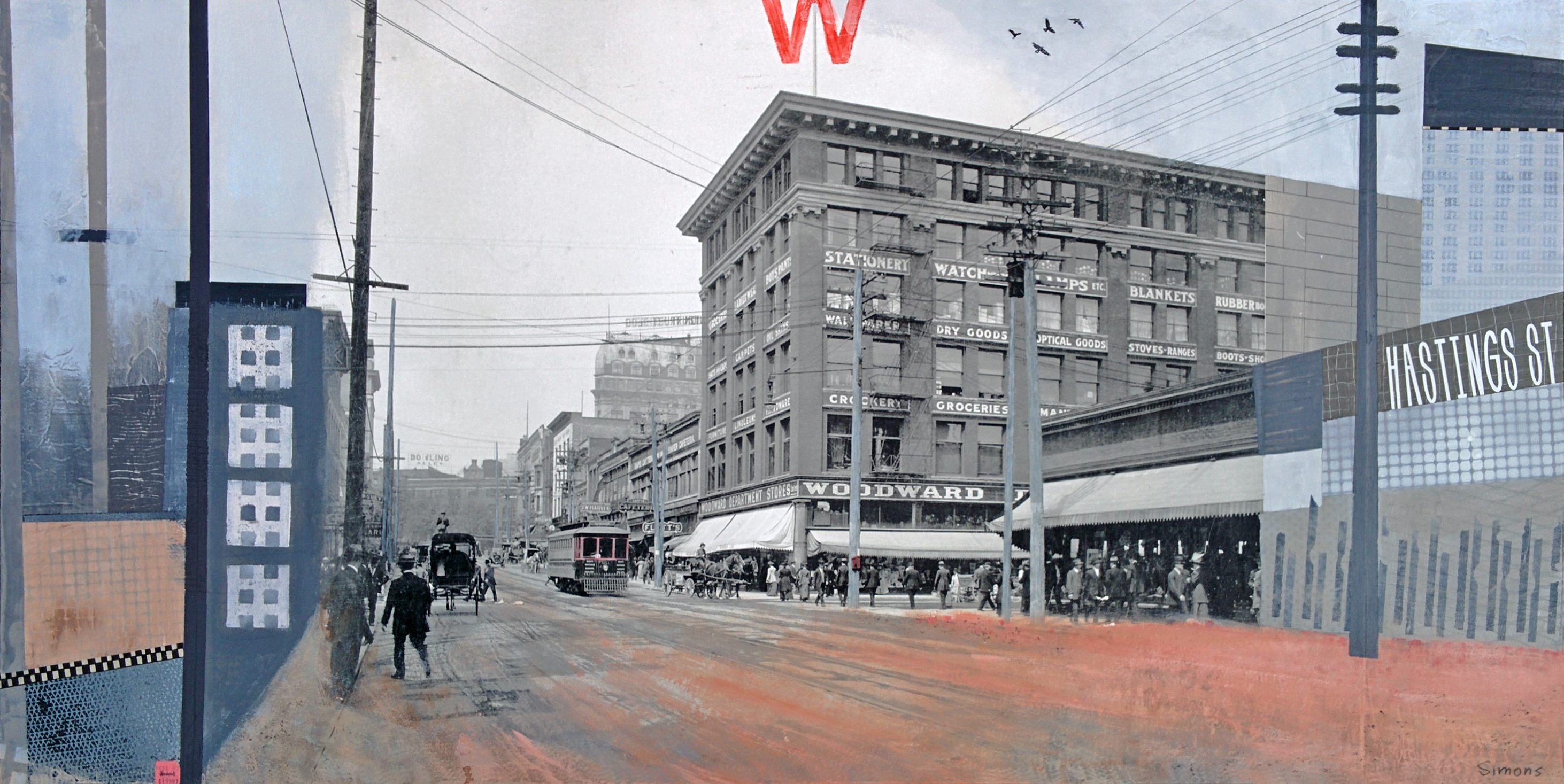 Vancouver Revisited: Hastings Street