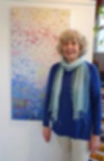 Sabine Simons, Abstract Artist