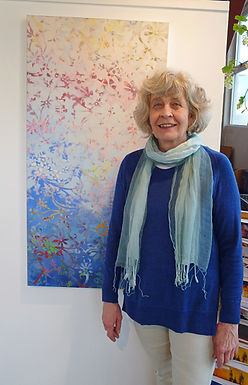 Sabine Simons, Abstract Artist