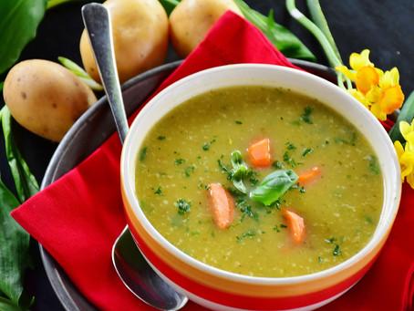 Como fazer uma sopa nutritiva.