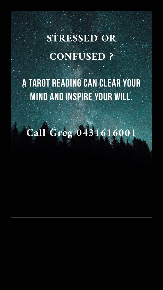 See past your everyday thoughts and get inspired. Book your reading at Healing Pathways.